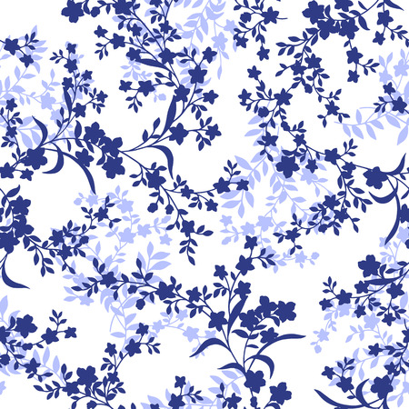 fashion vector: flower pattern