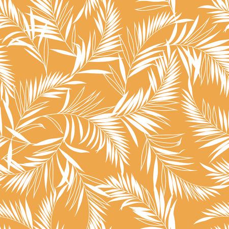 熱帯植物のパターン