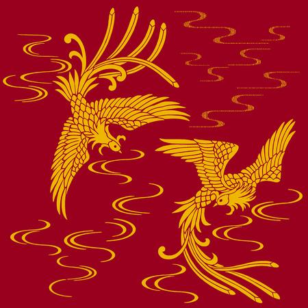 vigor: Oriental phoenix