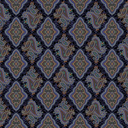 Paisley basic pattern