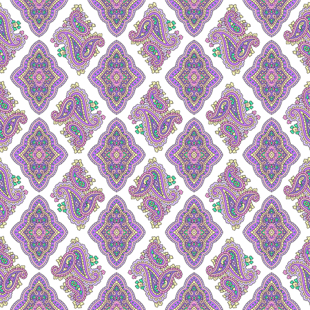 basic: Paisley basic Illustration