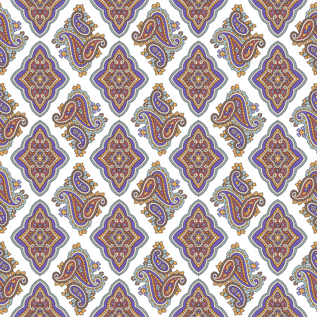 line design: Paisley basic pattern