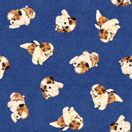 amabilidad: Patrón de perro