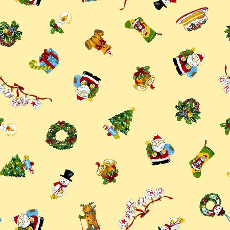 miscellaneous goods: Christmas pattern