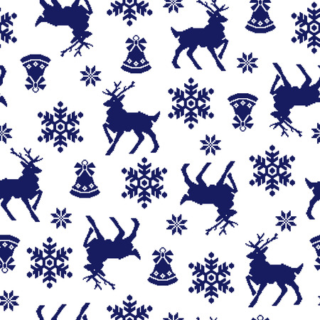 likely: Nordic tradition pattern Illustration