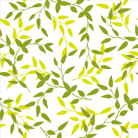 simplification: Leaf pattern