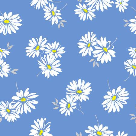 Margaret flower pattern