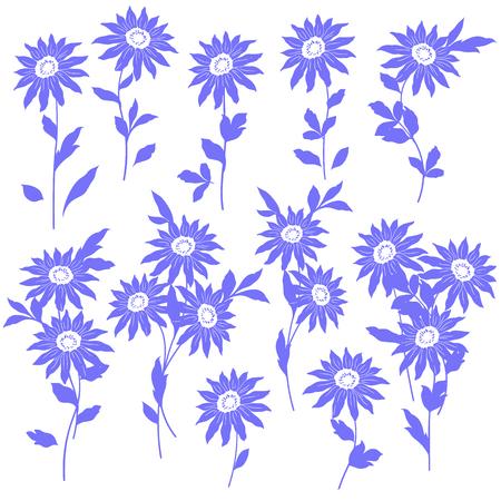 remarkable: Flower illustration object Illustration