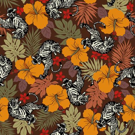 vigorous: Hibiscus tige