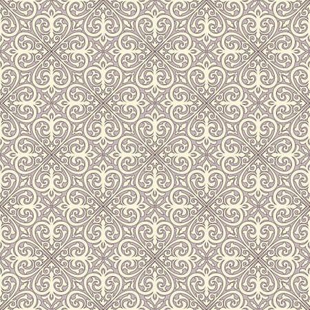 Ornament illustration pattern