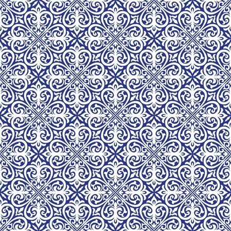 regularity: Ornament illustration pattern
