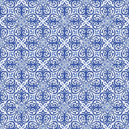 classical arts: Ornament illustration pattern