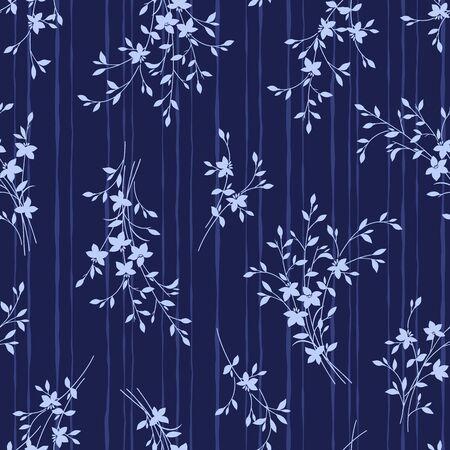 remarkable: Leaf illustration pattern