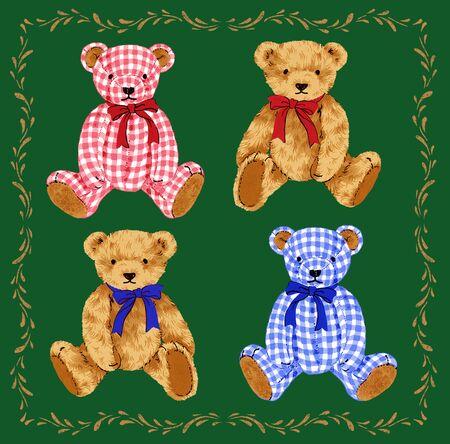 Ejemplo bonito oso