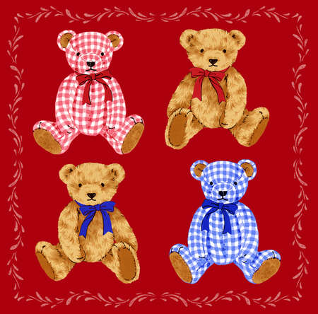 amabilidad: Ejemplo bonito oso