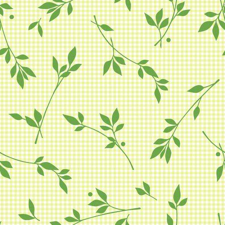 leaf illustration: Leaf illustration object
