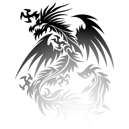 Dragon illustration