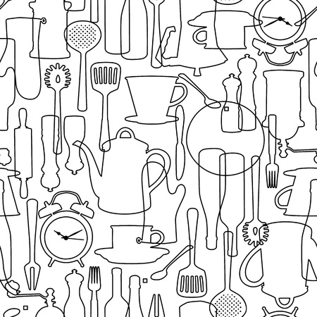 the pattern of tableware,