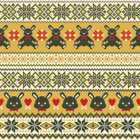 nordic: Nordic pattern