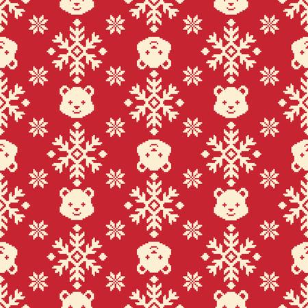 nordic: Nordic pattern illustration Illustration