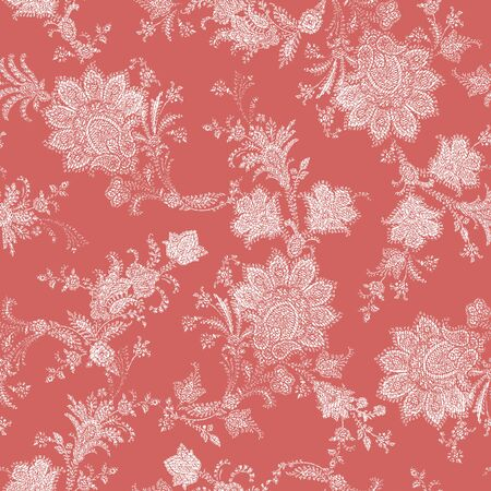 chintz seamless pattern 版權商用圖片 - 83940642