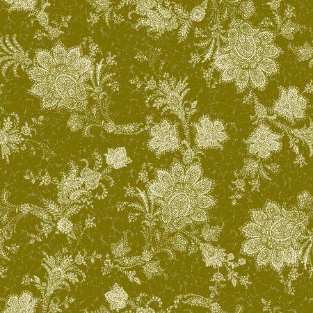 chintz seamless pattern 版權商用圖片 - 83940645