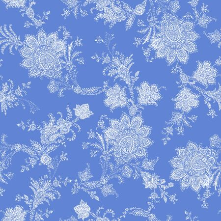 chintz seamless pattern 版權商用圖片 - 83940795