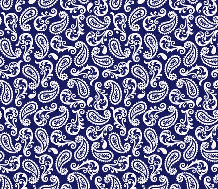 Paisley design pattern 向量圖像