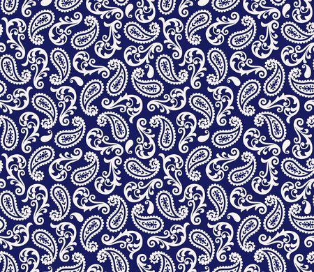 Paisley ontwerppatroon