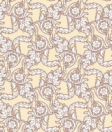 Ornament pattern on a simple presentation. Иллюстрация