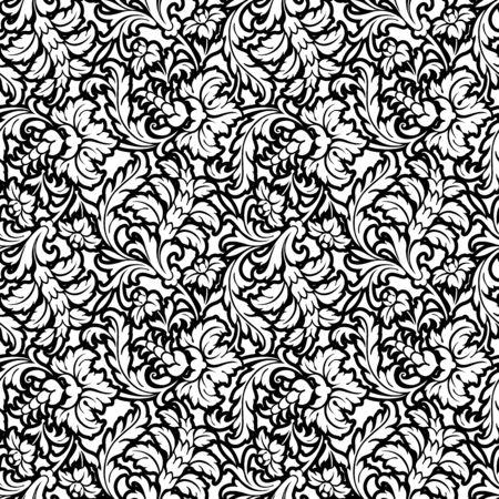 Ornament pattern illustration