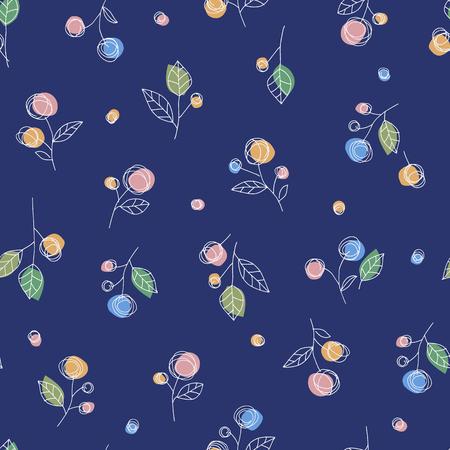 Abstract pattern illustration,