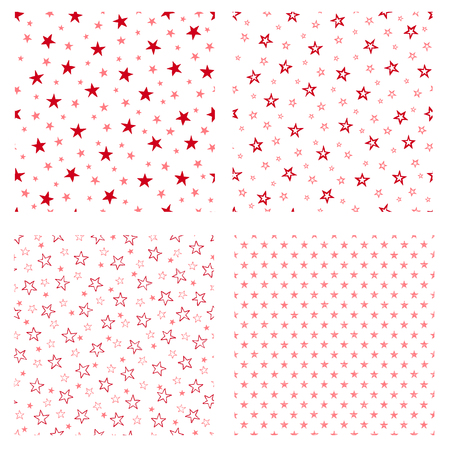 The star pattern that collapsed,  distorted circle  pattern, Vector illustration.