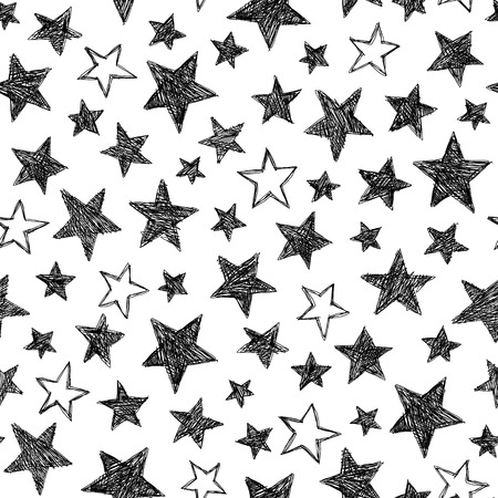 The star pattern that collapsed