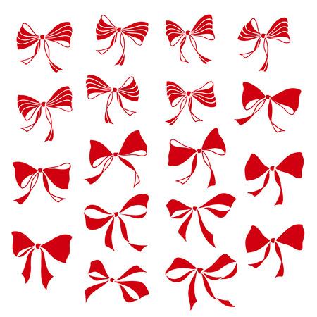 Illustration of the ribbon, I drew ribbon cutely,