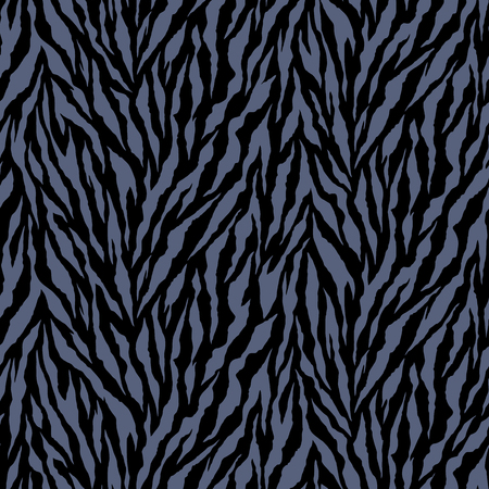 Zebra pattern illustration I drew the pattern of the zebra seamlessly
