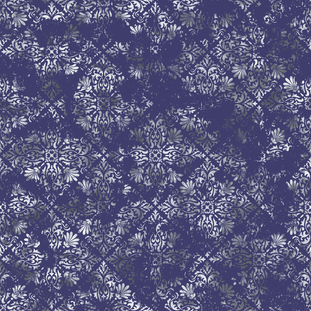 It is ornament of the irregularity dyeing,