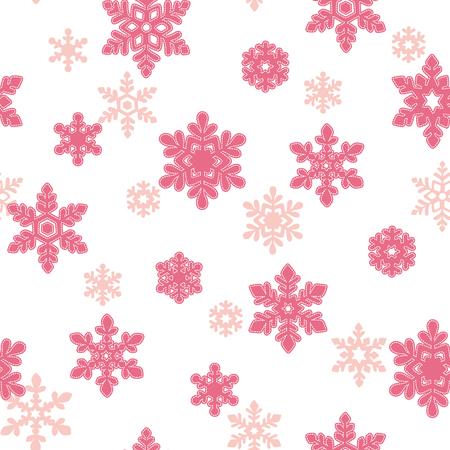 Snowy crystal pattern, 向量圖像