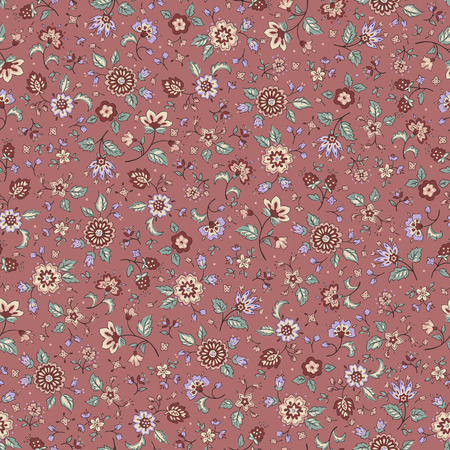 chintz seamless pattern