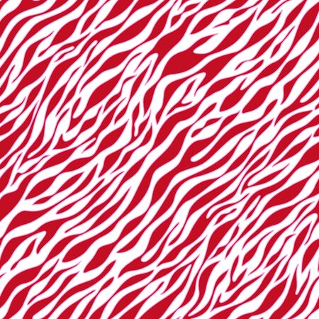 Seamless abstract animal pattern made with vector images,
