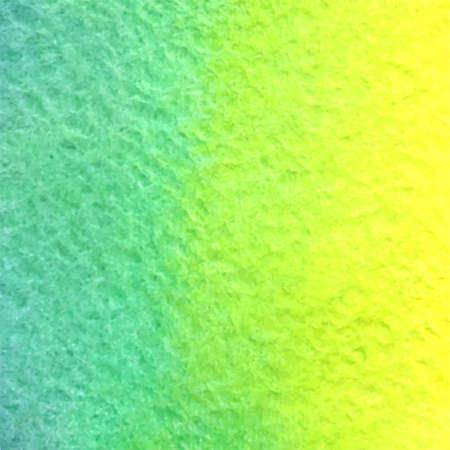 azure: vector watercolor azure, green and yellow gradient background