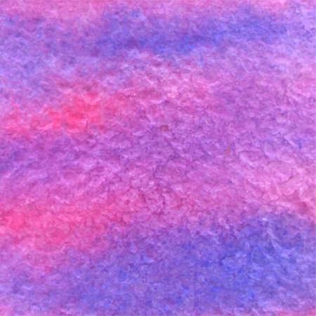 violet background: rosa disegnato vettore acquerello mano e sfondo viola
