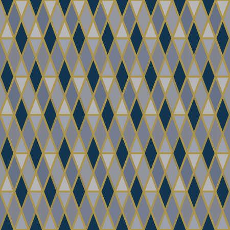 Pastel decorative vector seamless pattern print background