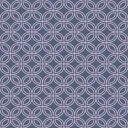 Pale purple vector seamless pattern print background