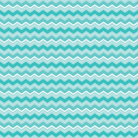 Cute seamless vector background pattern for boys with chevron stripes in pink and white. Light grunge overlay on a separate layer. For textiles, wrapping paper, wallpapers.