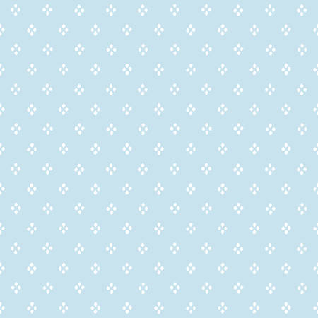 Cute seamless vector background with hand drawn diamond pattern in pastel blue and white. For baby boy shower, Birthday, Wedding, scrapbook, cards, textiles, gift wrapping paper, surface textures. 일러스트
