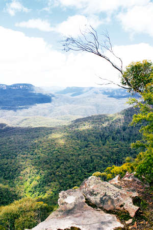 The Australian Alps National Park Victoria photo