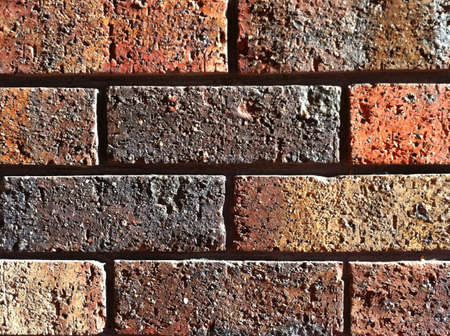 construction: Brick Wall Stock Photo