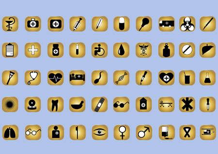 enema: Conjunto de 50 vectores sobre temas m�dicos