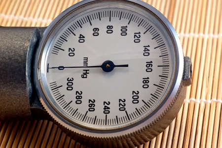 Manometric of the old tonometer